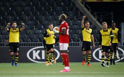 Young Boys-CSKA Sofia 3-0