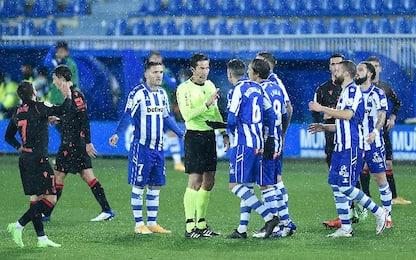 Alaves-Real Sociedad 0-0
