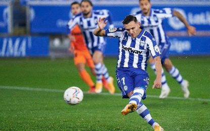 Alaves-Valencia 2-2