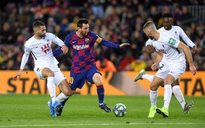 Barcellona-Granada CF 1-0