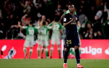 Betis-Real Madrid 2-1