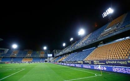 Cádiz-Valladolid 0-0