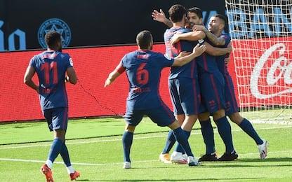 Celta-Atletico Madrid 0-2