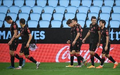 Celta-Real Sociedad 1-4