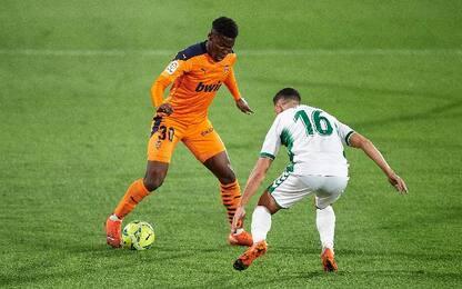 Elche-Valencia 2-1
