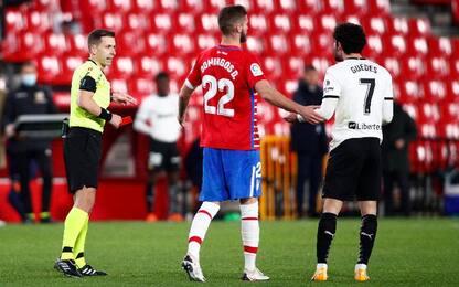 Granada CF-Valencia 2-1
