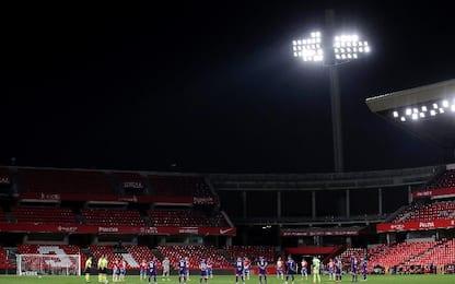 Granada CF-Valladolid 1-3