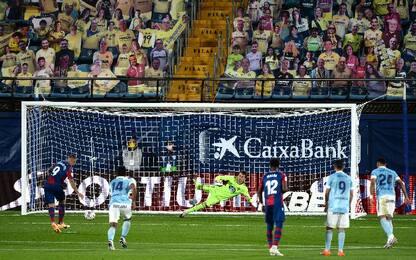Levante-Celta 1-1