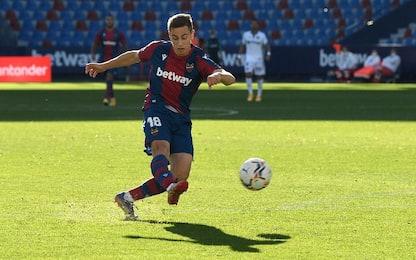 Levante-Getafe 3-0