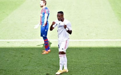 Levante-Real Madrid 0-2