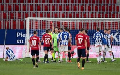 Osasuna-Alaves 1-1