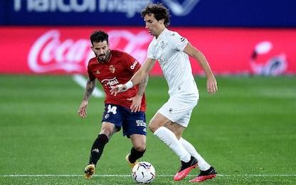 Osasuna-Huesca 1-1