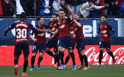 Osasuna-Real Madrid 1-4
