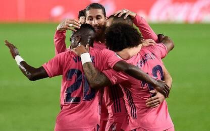 Valencia-Real Madrid 4-1