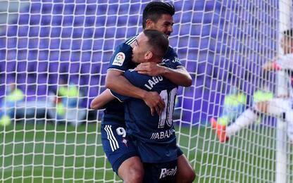 Valladolid-Celta 1-1