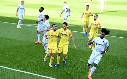 Villarreal-Valencia 2-1