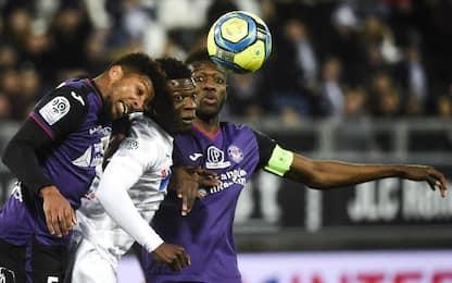 Amiens-Tolosa 0-0
