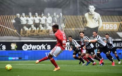 Angers-Brest 3-2