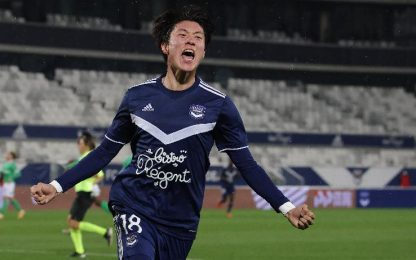 Bordeaux-St Etienne 1-2