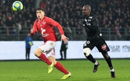 Brest-Amiens 2-1