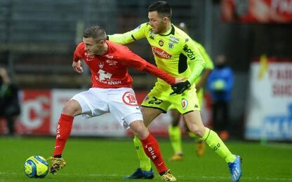 Brest-Angers 0-1