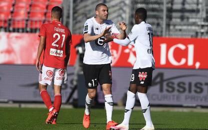 Brest-Lilla 3-2