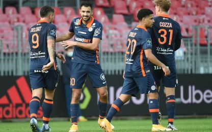 Brest-Montpellier 2-2