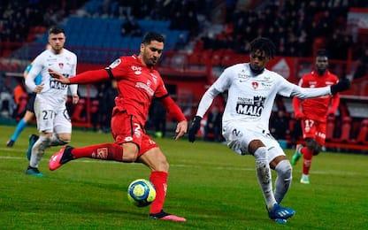Digione-Brest 3-0
