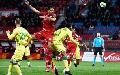 Digione-Nantes 3-3