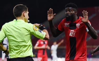 Digione-Rennes 1-1