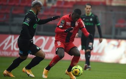 Digione-St Etienne 0-0