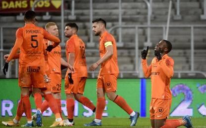Lens-Montpellier 2-3