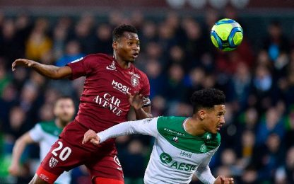 Metz-St Etienne 3-1