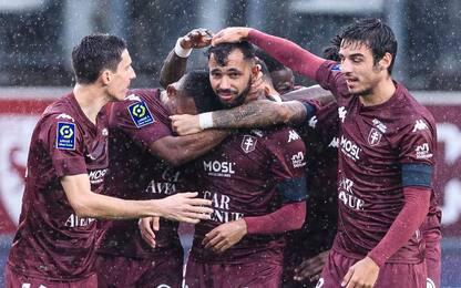 Metz-St Etienne 2-0
