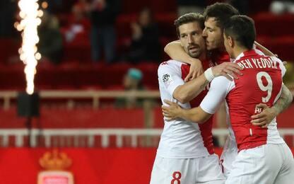 Monaco-Angers 1-0
