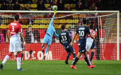 Monaco-Montpellier 1-0
