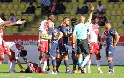 Monaco-Montpellier 1-1