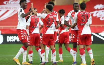 Monaco-Nimes 3-0