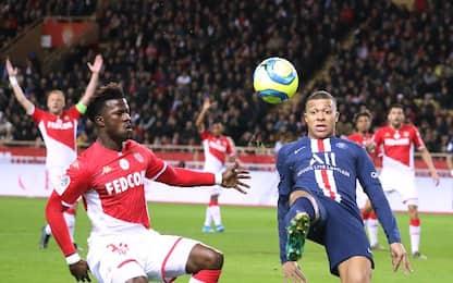 Monaco-PSG 1-4