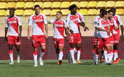 Monaco-Strasburgo 3-2