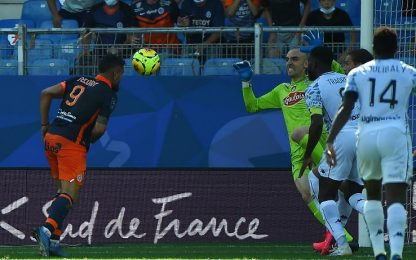 Montpellier-Angers 4-1