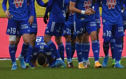 Nantes-Strasburgo 0-4