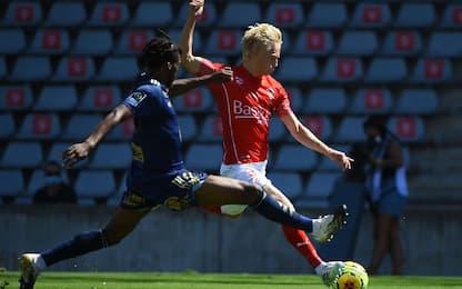 Nimes-Brest 4-0