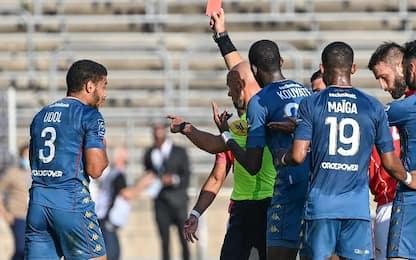 Nimes-Metz 0-1