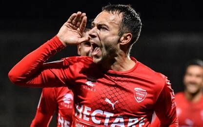 Nimes-Monaco 3-1