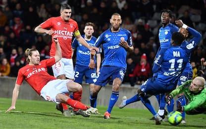 Nimes-Reims 2-0