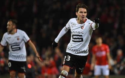 Nimes-Rennes 0-1