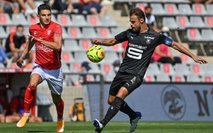 Nimes-Rennes 2-4