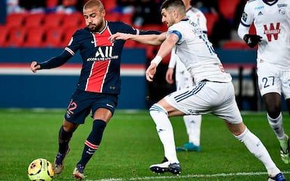 PSG-Strasburgo 4-0