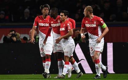 PSG-Monaco 3-3